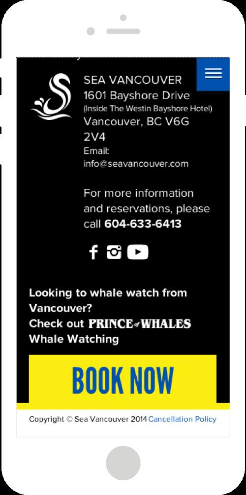 Sea Vancouver Mobile Development