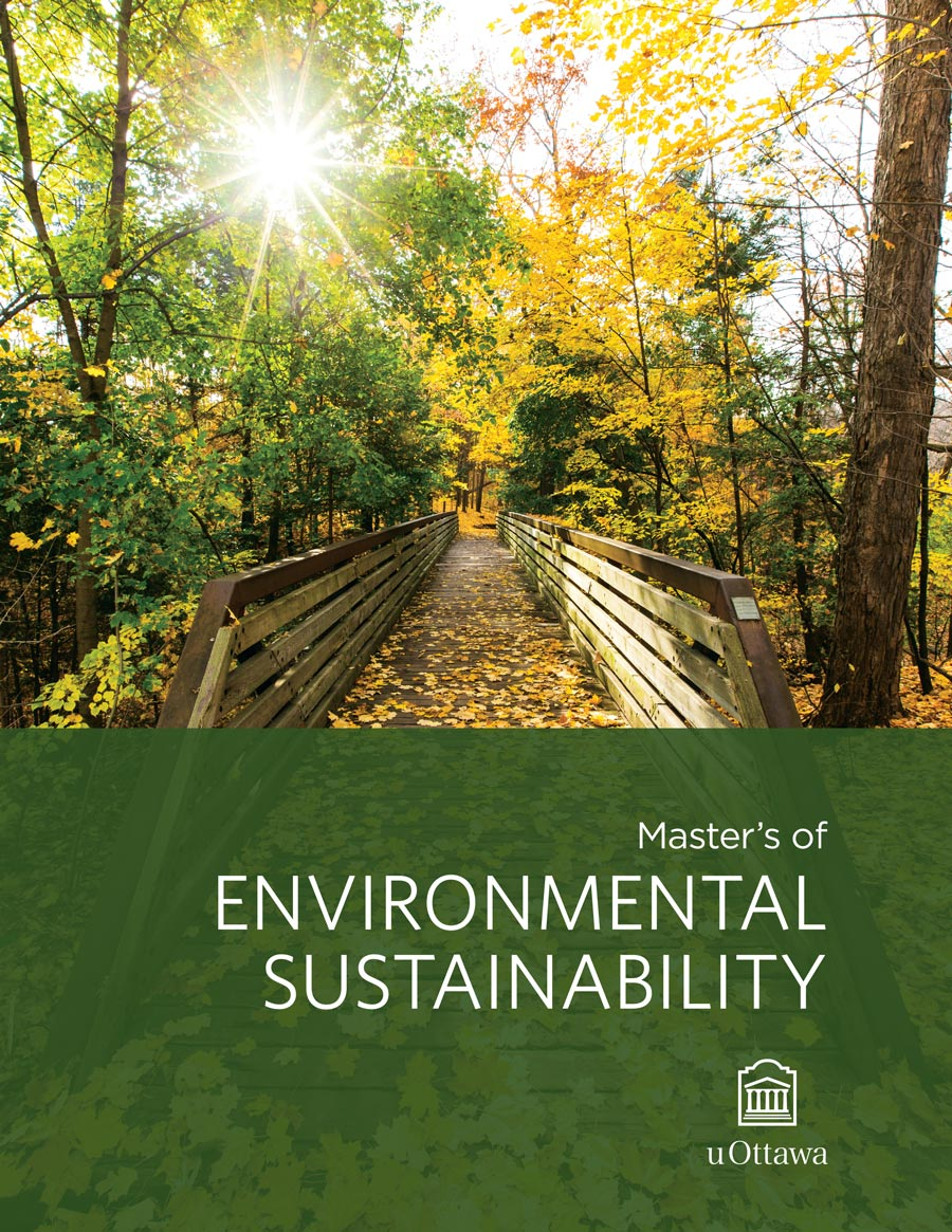 University of Ottawa Brochure Design