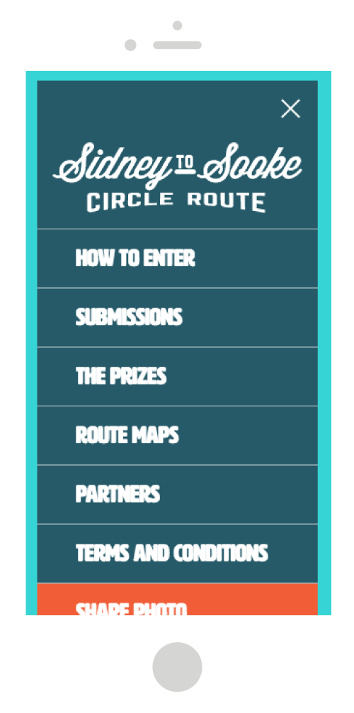 The Vancouver Island Circle Route Mobile